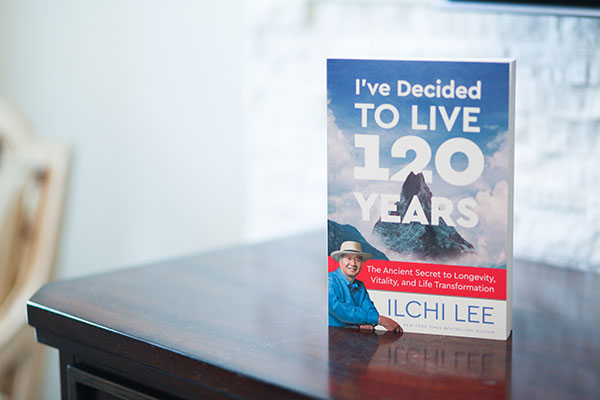 Ilchi Lee book - I've Decided to Live 120 Years
