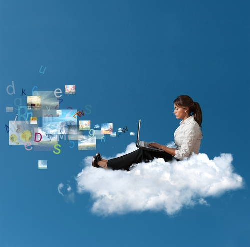 Cloud computing can lower carbon emissions.