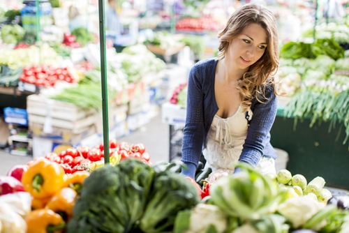4 Steps to Eating More Local Foods