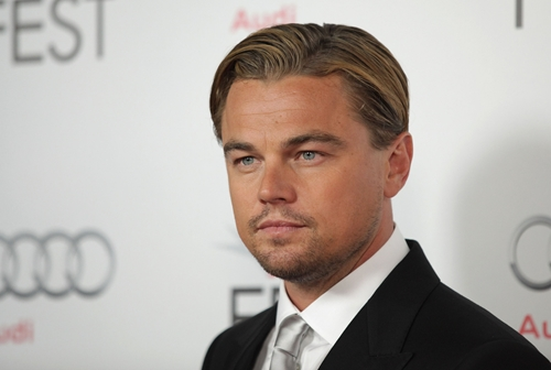 Leonardo DiCaprio addressed world leaders at the U.N. Summit.